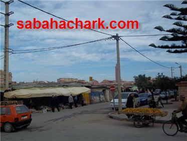 سوق «بايو» ببركان .. نقطة سوداء مستثناة من برنامج التأهيل الحضري