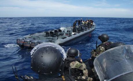 وفاة مغربي وإسباني بطلقات نارية للبحرية الملكية بعرض سواحل الناظور