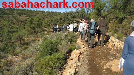 جماعة زكزل باقليم بركان : تعطيل امكانيات سياحية نادرة