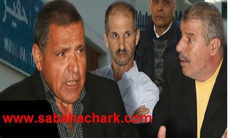 رسالة احتجاج ضد رئيس المجلس البلدي ميمون منصوري من المجموعة6  الى عامل اقليم بركان