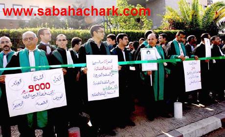 قضاة المملكة يحصلون على زيادة في الأجور الى 5000 درهم