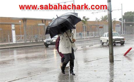 مديرية الأرصاد تتوقع نزول أمطار قوية مناطق شمال وسط وشرق البلاد ابتداء الجمعة والسبت