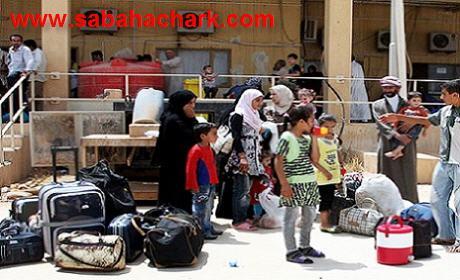 السوريون بالمئات منهم في المغرب من دون تأشيرة