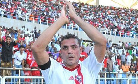 الرجاء البيضاوي يتعاقد مع لاعب المنتخب المصري عمرو زكي