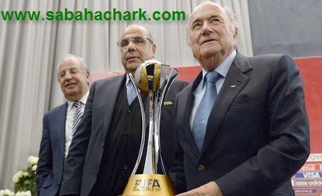 وقال رئيس الاتحاد الدولي لكرة القدم  جوزيف بلاتر في مؤتمر صحافي  بطولة مونديال الأندية في المغرب حققت نجاحاً باهراً