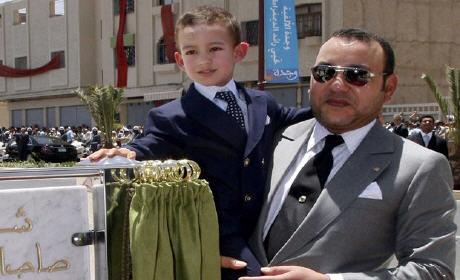 توقعات عن حضور الملك محمد السادس ولي العهد الأمير مولاي الحسن  لنهائي المونديال بمراكش