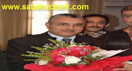 البركاني : أحمد قيسامي مندوب وزارة الشبيبة والرياضة . تكريم بالناظور بمناسبة تنقيله إلى الحسيمة