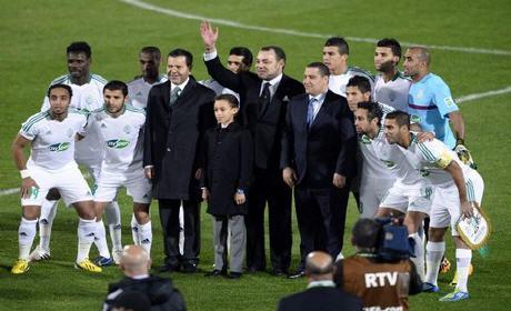 ألف مبروك لفريق العالمي للرجاء البيضاوي أمام عمالقة بايرن ميونيخ