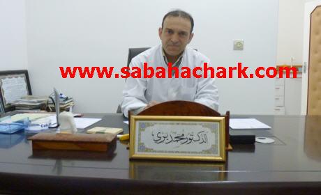 الدكتور محمد بري يفتتح عيادة الجراحة العامة بالقرب من مسجد القدس ببركان