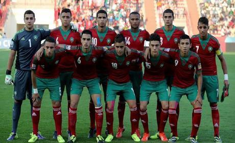 استدعاء 5 لاعبين من أمل نهضة بركان لكرة القدم للمنتخب الوطني للشبان