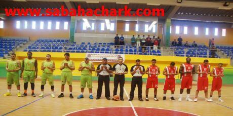 اتحاد سيدي سليمان بركان لكرة السلة ينتصر على الاتحاد الرياضي الفاسي بنتيجة 61.72