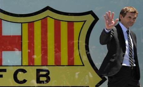 وفاة تيتو فيلانوفا مدرب فريق برشلونة الاسباني