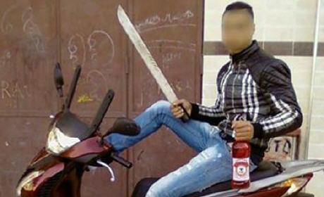 """""""التشرميل"""" المغربي… هل هو مجرد إستعراض أم إجرام حقيقي؟"""