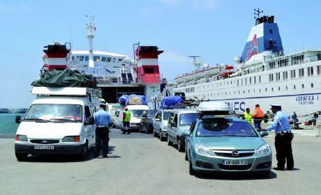 مديرية الجمارك: هذه السيارات ممنوعة من الدخول إلى المغرب