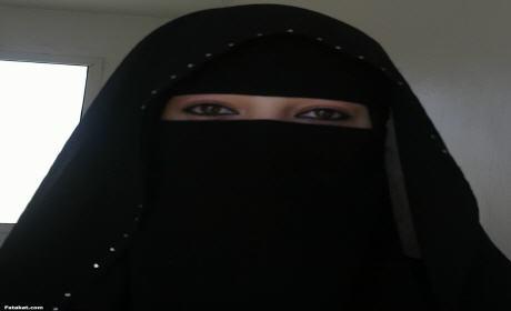 إعتقال فتاة منقبة تبلغ من العمر 20 سنة بوجدة في حوزتها كمية كبيرة من المخدرات