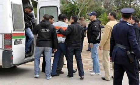 تفكيك عصابة بوجدة متخصصة في سرقة منازل المغاربة المقيمين بالخارج