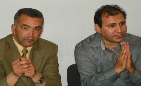 جرادة : تتضامن مع الصحافي محمد راضي الليلي في المحطة الثالثة و العشرين من الحملة