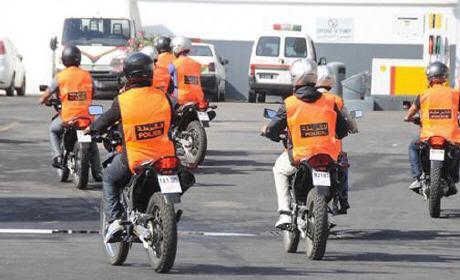 الشرطة السياحية بوجدة تضع حدا لمجرم روع سائقي سيارات الأجرة