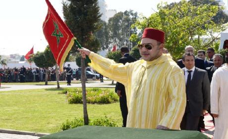 منصف المرزوقي يستقبل الملك محمد السادس، يوم الجمعة بتونس