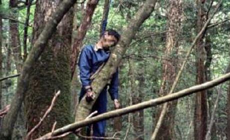 العثور على جثة رجل معلقة بشجرة بوجدة