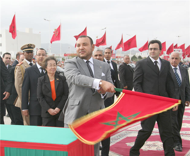 King_Mohamed_VI_inaugurating