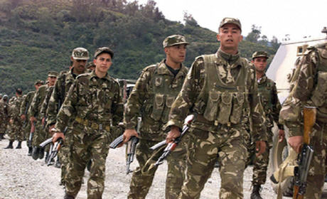 بوتفليقة يدعو قواته العسكرية الى التوجه للحدود مع المغرب