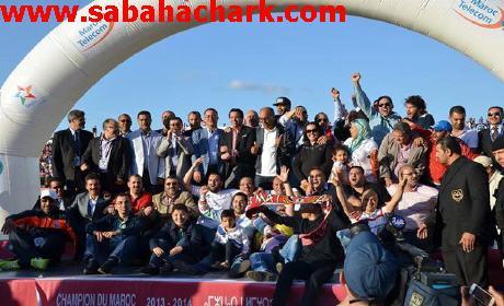المغرب التطواني يدخل العالمية بفوزه للمرة الثانية ببطولة المغرب