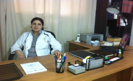 الدكتورة سلمى العارف تفتتح عيادة جديدة للطب العام بالقرب من سوق بايو ببركان الطبيبة ذو الأصول الفلسطينية