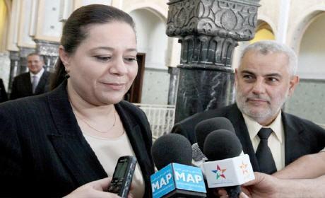 البركانية: مريم بنصالح شقرون رئيسة الاتحاد العام لمقاولات المغرب: خلق فرص الشغل اهم انشغالات في السنة المقبلة