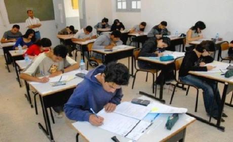 أزيد من 50225 مترشح يجتازون امتحانات الباكالوريا لسنة 2014 بجهة الشرقية