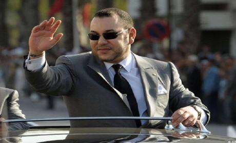محمد السادس يهنئ امحند العنصر بمناسبة إعادة انتخابه أمينا عاما للحركة الشعبية