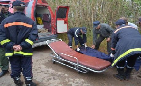 الأمطار الطوفانية تقتل شخصا و فتاة في عداد المفقودين بالدريوش