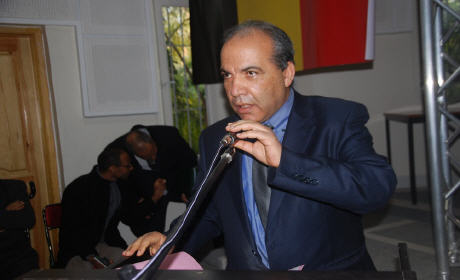 تهنئة بمناسبة حلول الذكرى الـ15 لعيد العرش المجيد يتقدم خديم الأعتاب الشريفة الدكتور فريد عواد