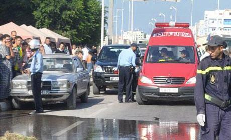 قتلى وجرحى في حادثة سير بمدخل مدينة جرسيف