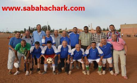 تنظيم دوري لكرة القدم بحي بوهديلة بمناسبة تأسيس نادي النجم الرياضي البركاني