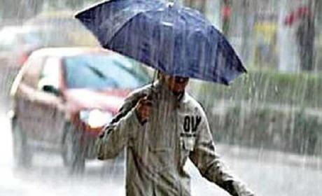 الأمطار تتهاطل على مدن المملكة ابتداء من الأحد المقبل