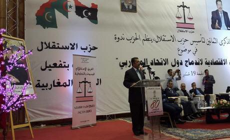 شباط:نهيئ لقيادة الحكومة المقبلة وحكام الجزائر يصدرون القرقوبي عن طريق المخابرات