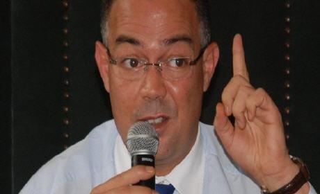 فوزي لقجع رئيس الجامعة المغربية لكرة القدم، المنتخب المغربي ملزم بتحقيق نتائج جيدة