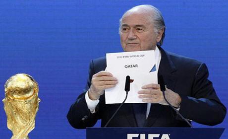 مفاجأة : الفيفا تسحب تنظيم كأس العالم من قطر