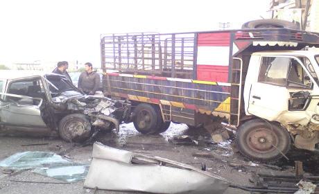 ضحايا حوادث السير من 8 إلى 14 شتنبر الجاري.. 21 قتيلا و 1494 جريح داخل المناطق الحضرية