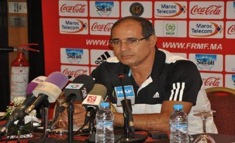 بادو الزاكي يكشف جديد المنتخب في ندوة صحافية بمراكش