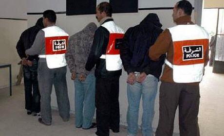 القبض على أربعة أشخاص بتهمة التزوير ببركان