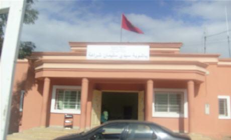 المواطنون غاضبون من باشا سيدي سليمان شراعة بركان