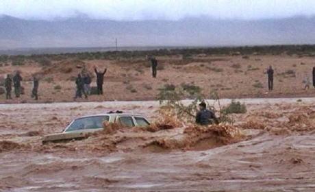 تعليمات ملكية لتقديم كل أشكال الدعم للسكان المتضررين من الفيضانات التي عرفتها بعض جهات المملكة