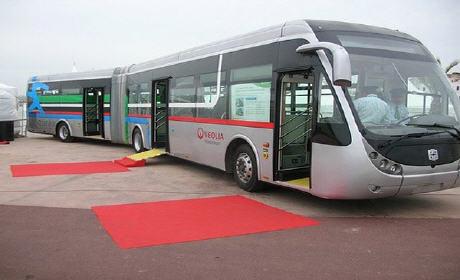 """نهائي كأس العرش يتسبب في تكسير 25% من حافلات العاصمة """" الرباط """""""