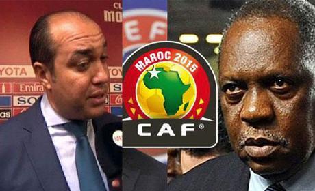 رسمياً .. الكاف يقبل رفض المغرب .. ويستبعد الأسود من الكان