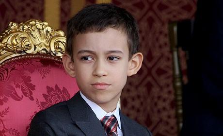 صاحب السمو الملكي ولي العهد الأمير مولاي الحسن يترأس لأول مرة نهائي كأس العرش