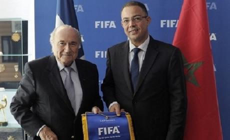 الفيفا أبدت بعض الملاحظات على المجمع الرياضي الأمير مولاي عبد الله