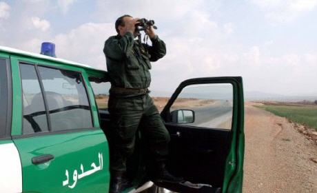 """قيادة الدرك الجزائري """" الجزائر سوف تعزز الأمن على حدودها مع المغرب """""""