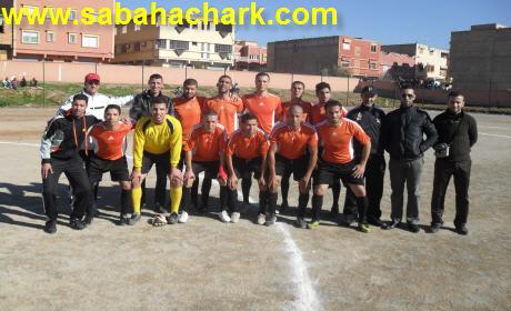 الجمعية الرياضية سيدي سليمان شراعة يتلقى الهزيمة الثالثة على التوالي أمام نجم ميدار